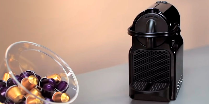 Review of Nespresso Inissia Black by Magimix Coffee Machine