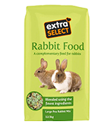 Extra Select 12.5 kg Premium Large Pea Rabbit Feed