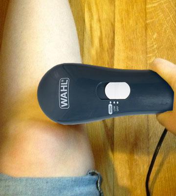Review of Wahl Spot Therapy Cordless Massager