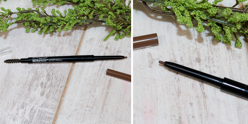 Review of Maybelline New York Brow Precise Micro Pencil Brown