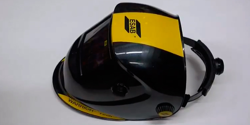 Review of ESAB 0700000400 Warrior Tech Welding Helmet Black