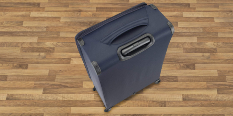 Review of Antler Suitcase 3609114015 Aire Suitcase soft case