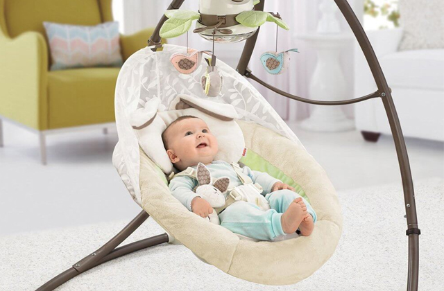 Best Baby Swings for Fun and Development