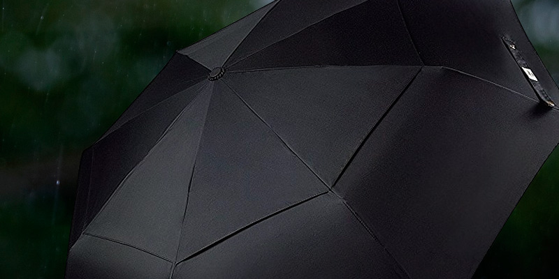 Review of Balios Travel Umbrella