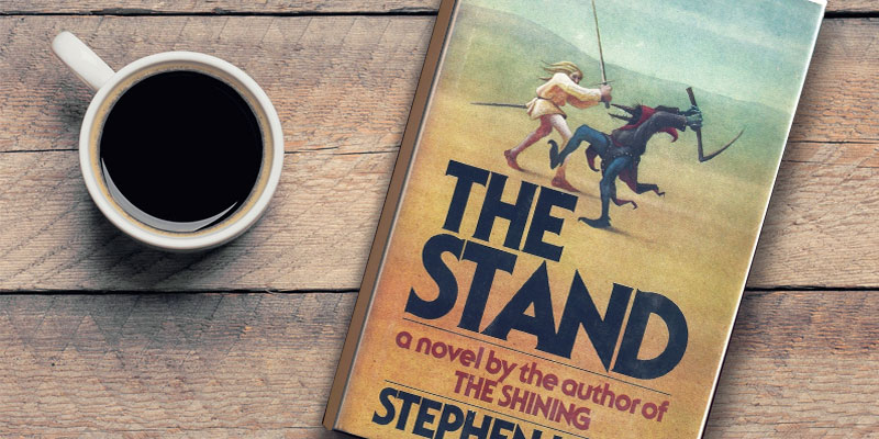 "Stephen King ""The Stand: The Complete and Uncut Edition"" application"