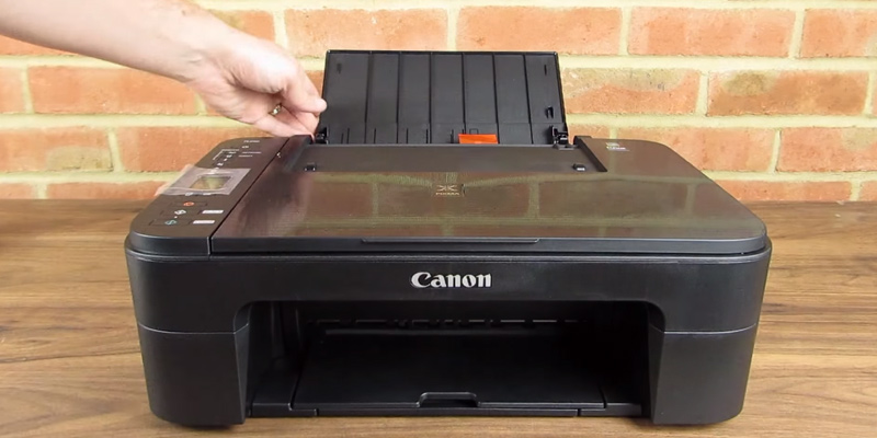 Review of Canon TS3150 All-in-One Inkjet Printer