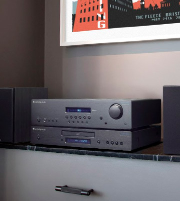 Review of Cambridge Audio Topaz SR10 2 channel Powerful FM/ AM Stereo Receiver