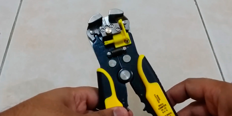 Review of ZOTO ZT-E017 Wire Stripper Plier