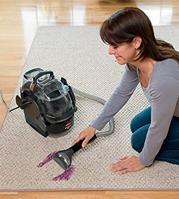 Review of Bissell SpotClean PRO Portable Carpet Cleaner