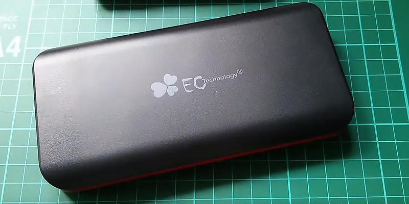 Review of EC Technology Power Bank