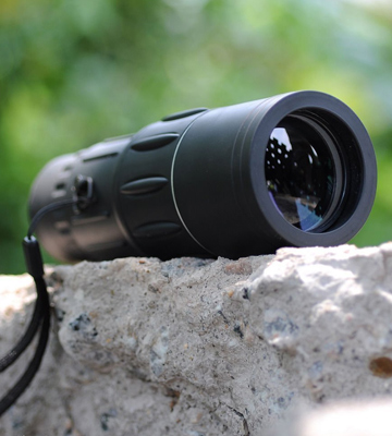 Review of AmandaK 16x52 Super Clear Dual Focus Monocular