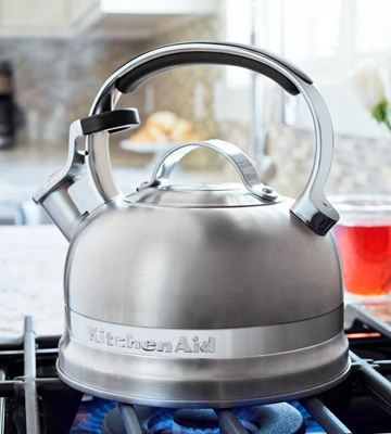 Review of KitchenAid KTST20SBST 1.9 L Stainless Steel Stove Top Kettle