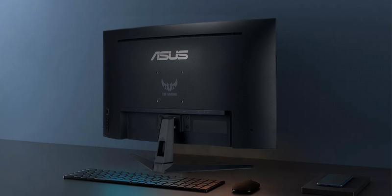"ASUS VG32VQ1B 31.5"" Curved Gaming Monitor WQHD (2560x1440) 