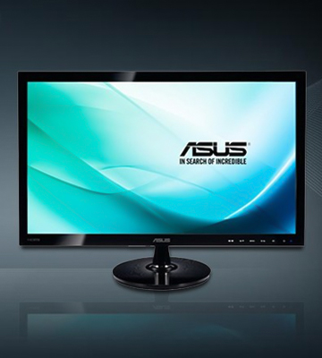 Review of ASUS VS248HR Gaming Monitor