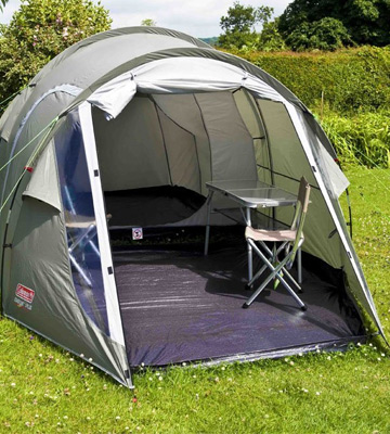 Review of Coleman Coastline 3+ Camping Tent