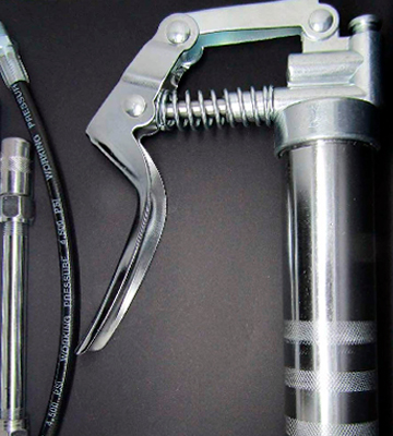 Review of Neilsen CT 2874 Pistol Grip Grease Gun