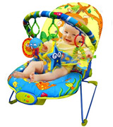 Just4baby Baby Bouncer Rocker Reclining Chair