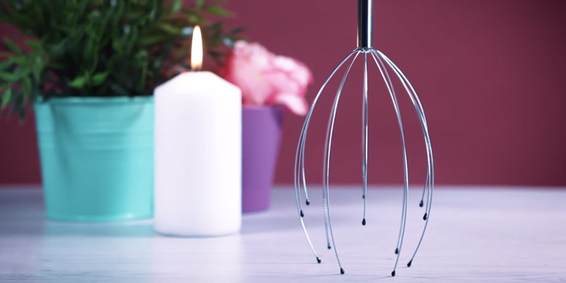 Review of Genie Relax Effect Scalp and Head Massager
