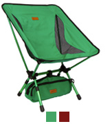 Trekology YIZI GO Portable Camping Chair with Adjustable Height