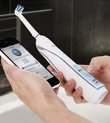 Review of Oral-B Pro 6000 Smart Series Electric Toothbrush with Bluetooth Connectivity