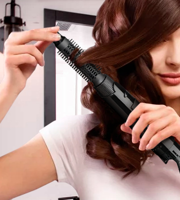 Review of TRESemme 70 inch Hot Air Styling Brush
