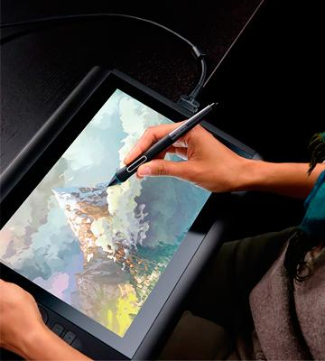Review of Wacom 13HD DTK1300 Interactive Pen Display
