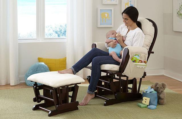 Best Glider Chairs for Your Comfy Nursery