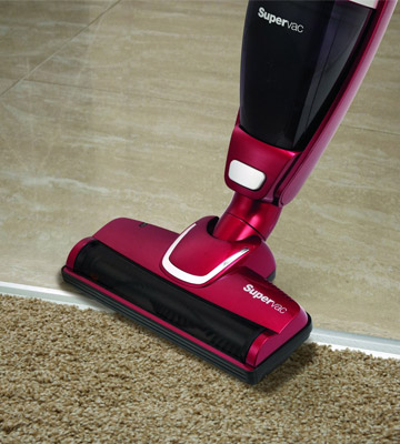 Review of Morphy Richards 732005 Supervac Cordless Vacuum Cleaner
