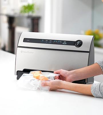 Review of FoodSaver Automated Vacuum Sealer