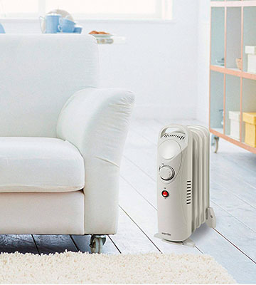 Review of Warmlite BB-OR112 Oil Filled Radiator with Turbo Fan