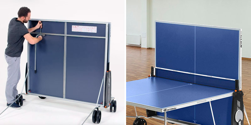 Review of Cornilleau Sport 100S Crossover Outdoor Table Tennis Table