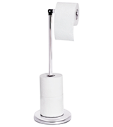 Tatkraft Toilet Paper Holder Ingrid Freestanding
