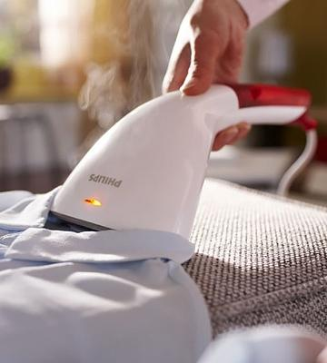 Review of Philips GC330/47 Steam and Go 2-in-1 Handheld Garment Steamer