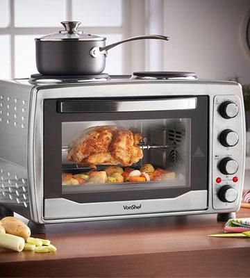 Review of VonShef 36L Convection Mini Oven