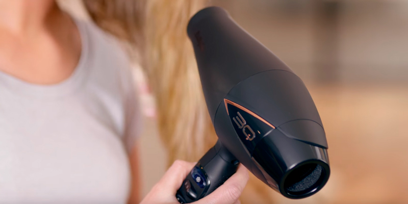 Review of BaByliss 3Q Professional Hair Dryer