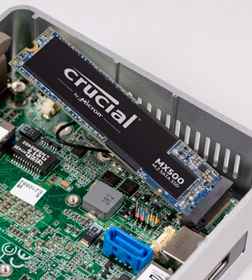 Review of Crucial MX500 Internal SSD, 3D NAND, SATA, M.2
