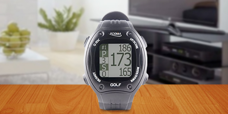 Review of Posma GT1 Golf GPS Watch
