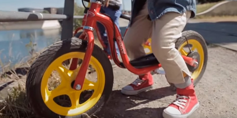 Detailed review of Puky Laufrad Standard Balance Bike