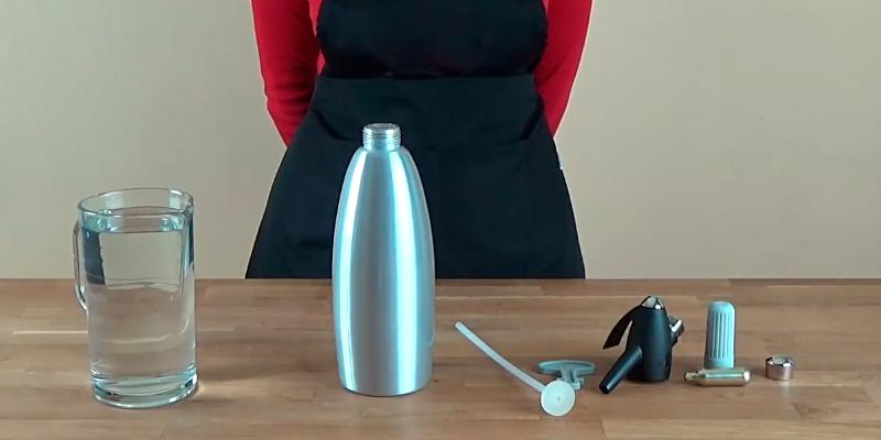 Detailed review of Innovee Home Soda Siphon