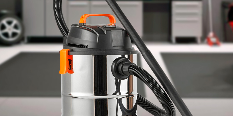Review of VonHaus 15/187 Wet and Dry Vacuum Cleaner