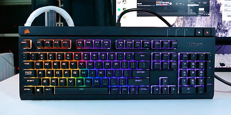 Review of Corsair Strafe Gaming Keyboard