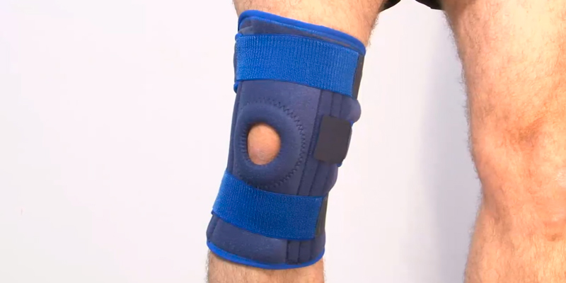 Review of Neo-G Medical Stabilized Open Knee with Patella Support