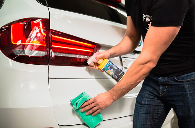 Best Waterless Car Wash Cleaners and Waxes