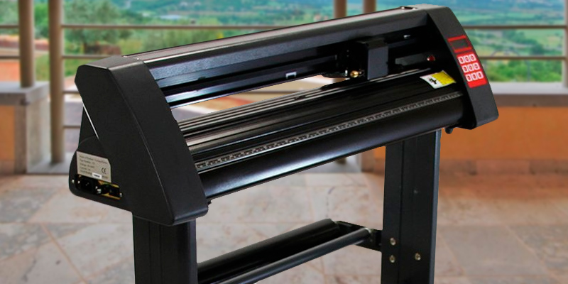 "Review of PixMax 28"" / 720mm Vinyl Cutter Plotter with Stand SignCut Pro Software"