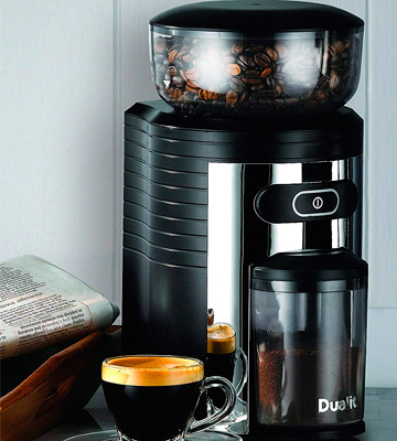 Review of Dualit 75015 Burr Coffee Grinder