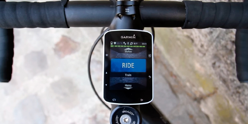 Review of Garmin Edge 520 GPS Bike Computer