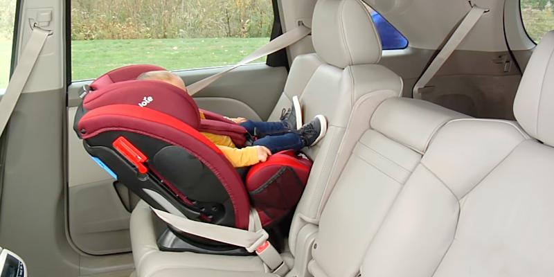 Review of Joie Stages Convertible Car Seat