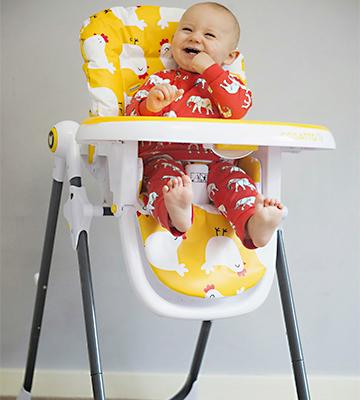 Review of Cosatto CT3040 Noodle Supa Highchair