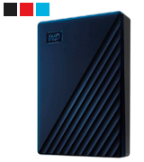 WD My Passport External Hard Drive for Mac (USB-C 3.0)