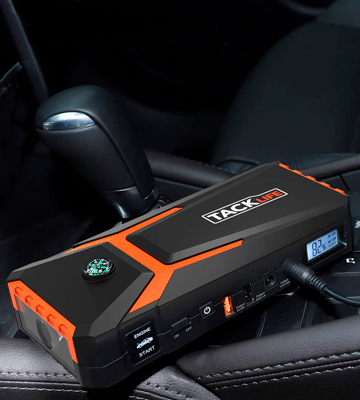 Review of TACKLIFE T8 800 Amp Jump Starter